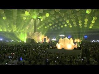 Sensation Russia 2012 - INNERSPACE INTRO Matisse & Sadko (HD) Красиво!