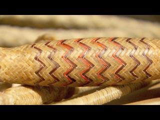 Tim George and the Western Art of Rawhide Braiding