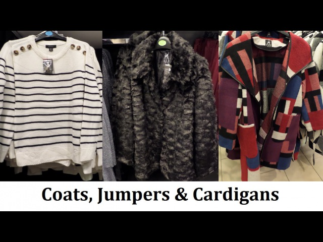 New Coats, Cardigans Jumpers at Primark   Novembers 2015   IlovePrimark