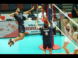 Italy vs Iran | 16 Sep 2015 | 2nd Round | 2015 FIVB Volleyball Men's World Cup