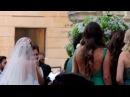 WEDDING CRISTEL CARRISI E DAVOR LUKSIC LECCE 3 09 2016