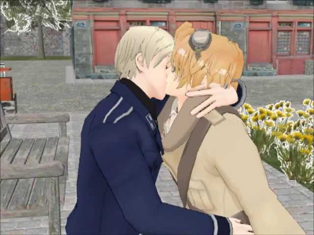 [MMD] PruCan Kiss Extended