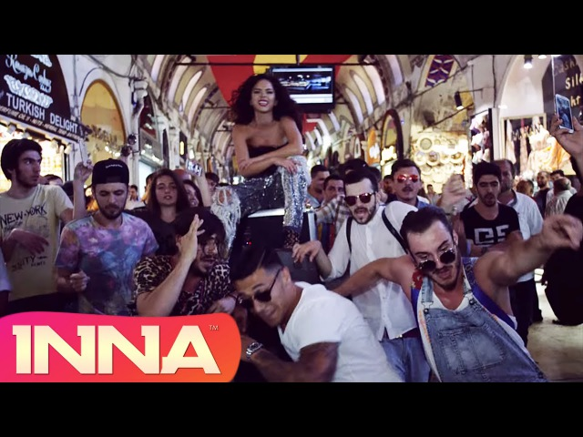INNA - Bop Bop (Grand Bazaar Istanbul - Take Over) | Exclusive Online Video