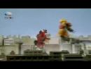 Power Rangers Furia Din Jungla Episodul 06 - Alungam Noaptea Dansand
