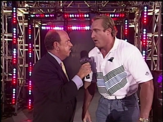 Kevin Greene wants Mongo, WCW Monday Nitro 15.07.1996