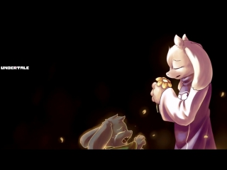 Undertale - история персонажа toriel dreemurr