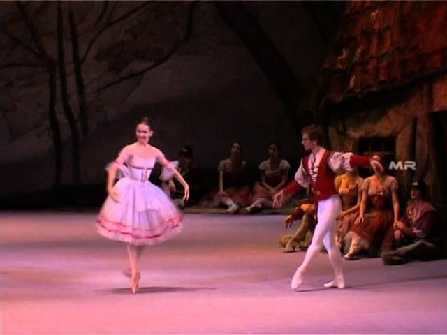 Giselle - 1act Pdd -Bochkova/Zagrebin