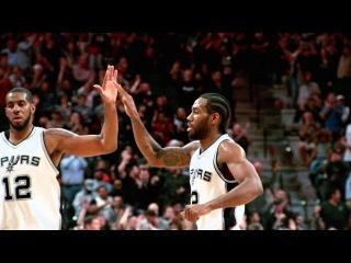 Warriors-Spurs: Clash of the Titans