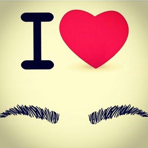 Картинка я люблю брови