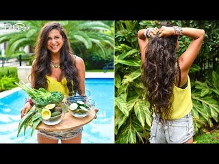 Top 7 Foods for Healthy, Strong, Shiny, & Beautiful Hair!