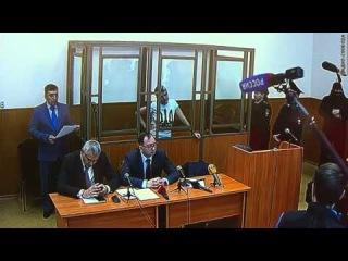 Последнее слово Надежды Савченко на суде (не адекватность военного преступника)