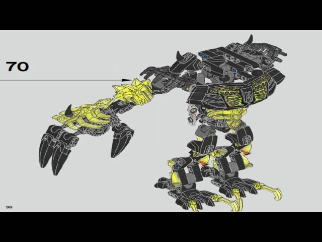 LEGO Bionicle 2016 UMARAK THE DESTROYER 71316