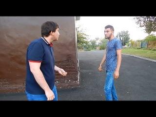 ребята, сняли видео про свой район👍 Вот это угар, ...