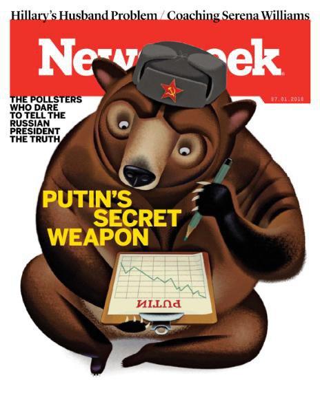 Newsweek Europe - 1 July 2016