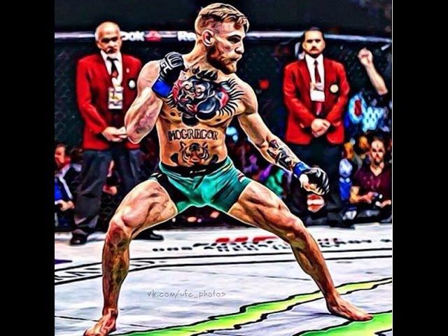 Не злите McGregora!