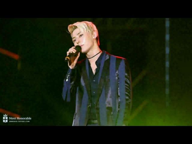 160513 뉴이스트 NU'EST ONEKIS2 민현Focus @K pop Expo in Jeju