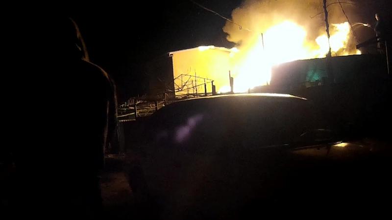 Пожар на Винявского