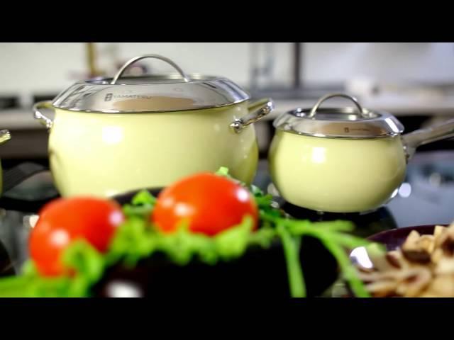 Набор посуды YAMATERU MIDORI в ЭГОМАРТ