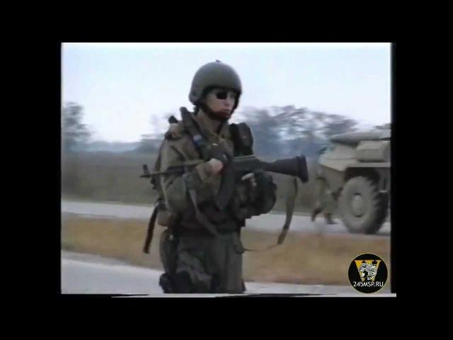 Чечня Андрей Болдырев 20 й отряд специального назначения