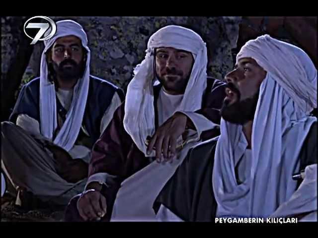 Peygamberin Kılıçları [HD] - TrIslami Film ® - Prophepts Swords