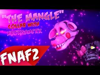 "(SFM-FNAF2) (CollabXboxGamerK) ""The Mangle"" REMADE  Possession of Hate "
