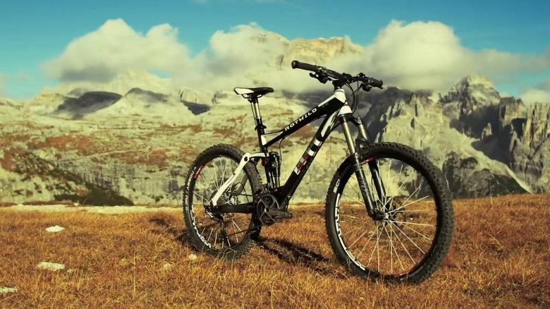 Epic all mountain ride with ROTWILD R.X2 and SHIMANO XTR