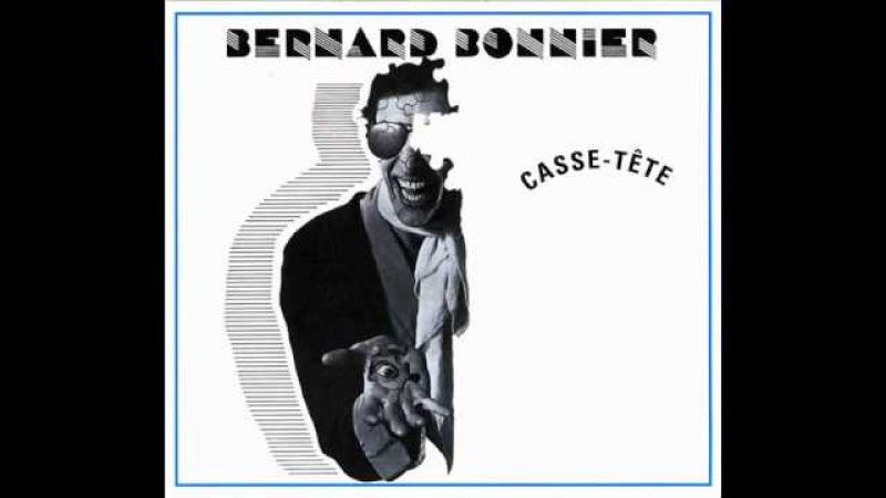Bernard Bonnier I can't sing