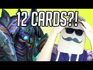 [Hearthstone] How to get 12 Cards in Your Hand...