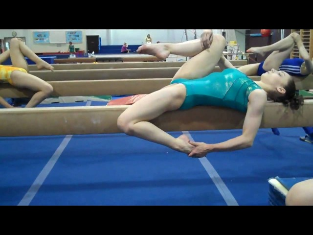 Active and Passive Flex on beam