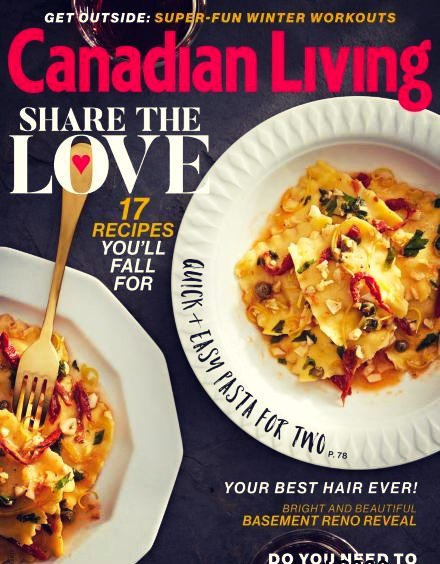 Canadian Living-February 2017