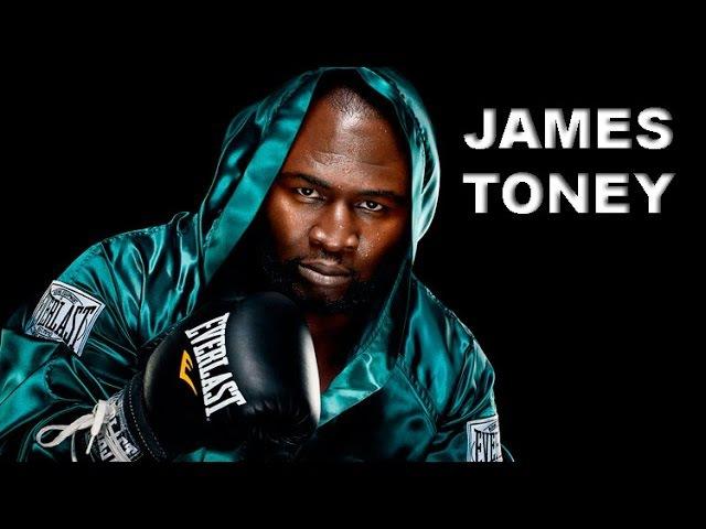 29 James Toney vs Francesco DellAquila Full Fight 12.10.1991