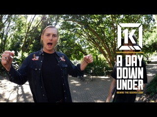 A DAY DOWN UNDER! Australia - KINK BMX // dailybmx