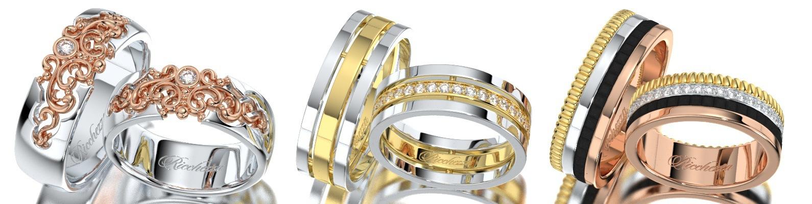 Обручальные кольца Ricchezza   ВКонтакте 8467ad34f65