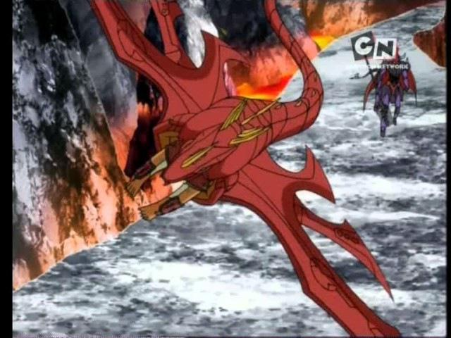 Bakugan 1 сезон 43 Серия следующая остановка Нага Виль