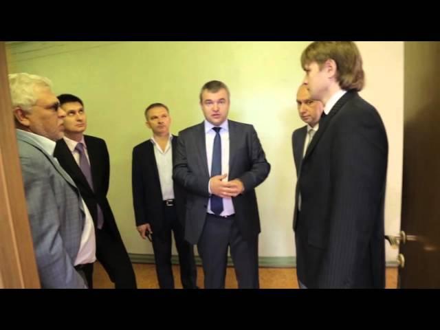Визит Директора департамента РЭП и Генерального директора АО Росэлектроника