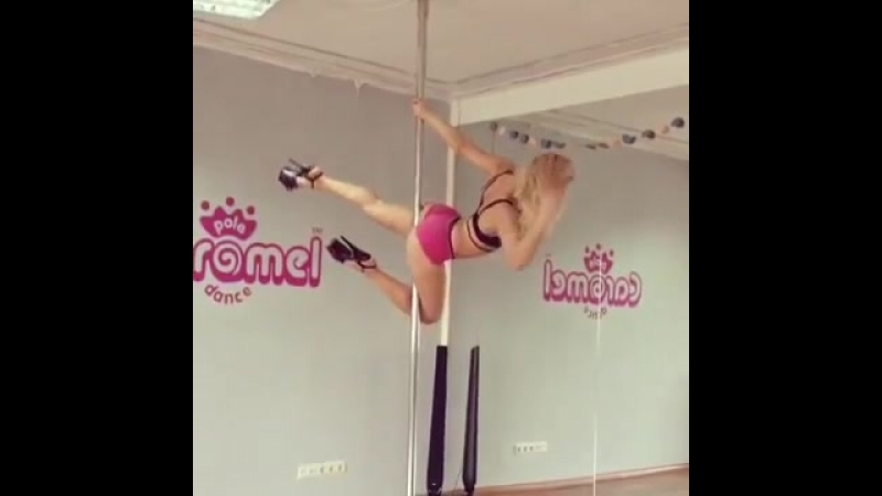 Pole dance art _ twerk - Tanya Gam - 2016