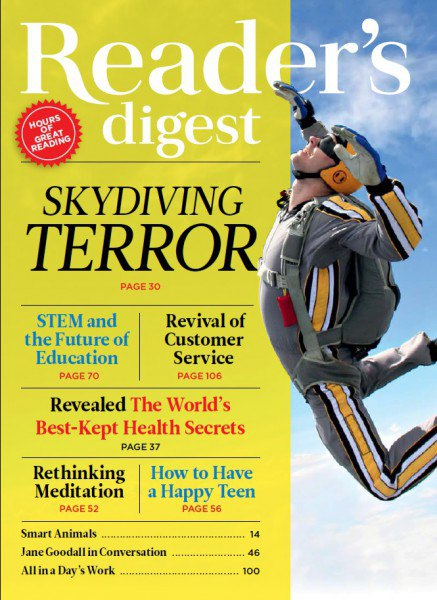 Reader's Digest Int'l - May 2016 vk.com