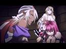 Anidub 13 серия OVA BDRip Воительницы в бикини Bikini Warriors