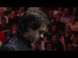 Masters 2006 Final Tribute Ronnie O'Sullivan vs John Higgins - AMAZING !!!!! WATCH IT !!!!!