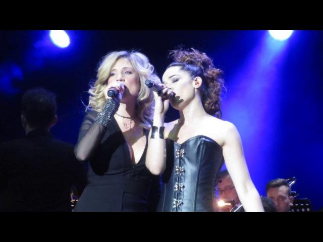 Diane Noémie Maeva Bonheur de malheur Mozart l'Opera Rock Moscou 13 03 2017
