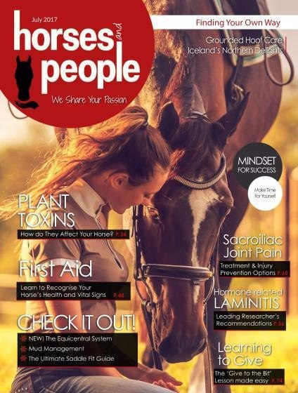 Horses and People July 2017