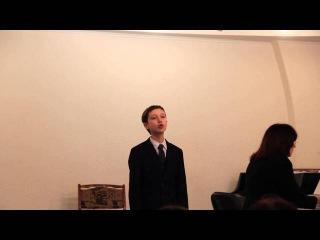 """Михаил Любчич - """"Баллада о маленьком трубаче"""". Музыка С. Никитина. Слова С. Крылова"""