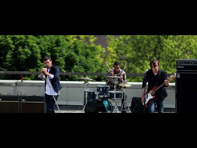 The Thirsting Stepping Into The Day Official Music Video