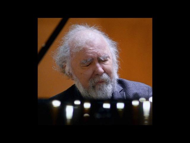 Radu Lupu Live in Bologna 2017 Haydn Schumann Tchaikovsky Schubert