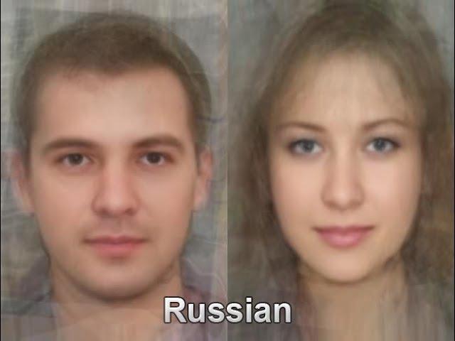 Азиатского следа в русском монолитном генофонде нет.