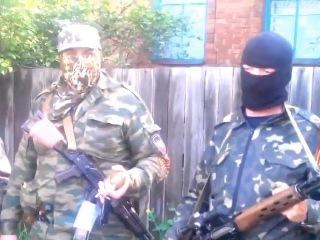 Обращение луганских ополченцев к Дмитрию Ярошу 05 06 2014