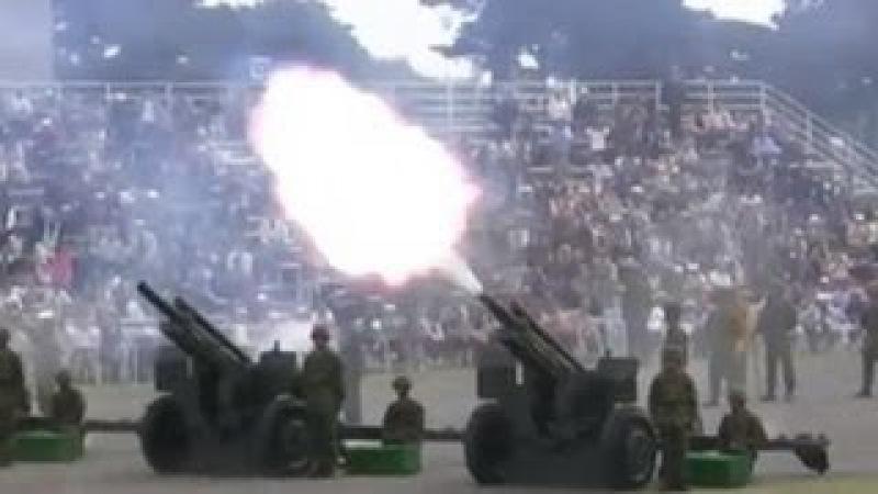 Tchaikovsky 1812 Overture with 105mm Cannons 20101017 2 2 смотреть онлайн без регистрации