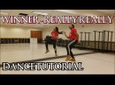 WINNER(위너) - REALLY REALLY DANCE TUTORIAL