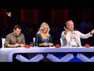 Holland Got Talent, Amira Willighagen, 26 oktober 2013