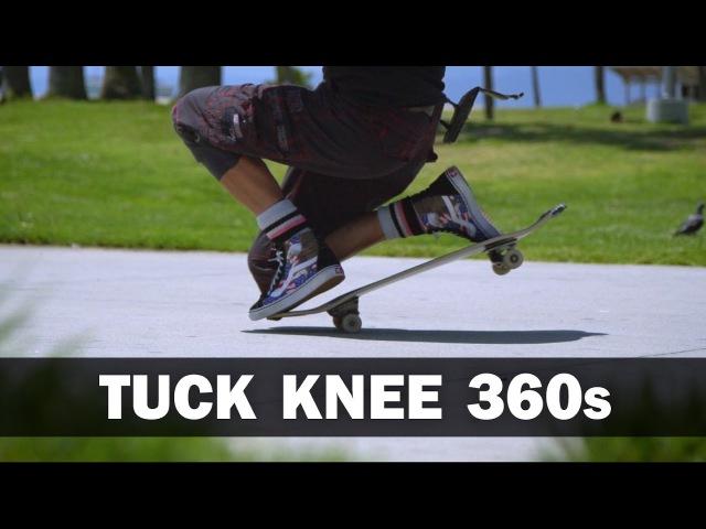 Tuck Knee 360s Guenter Mokulys ShortSided